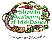 Shovlin Academy of Irish Dance logo